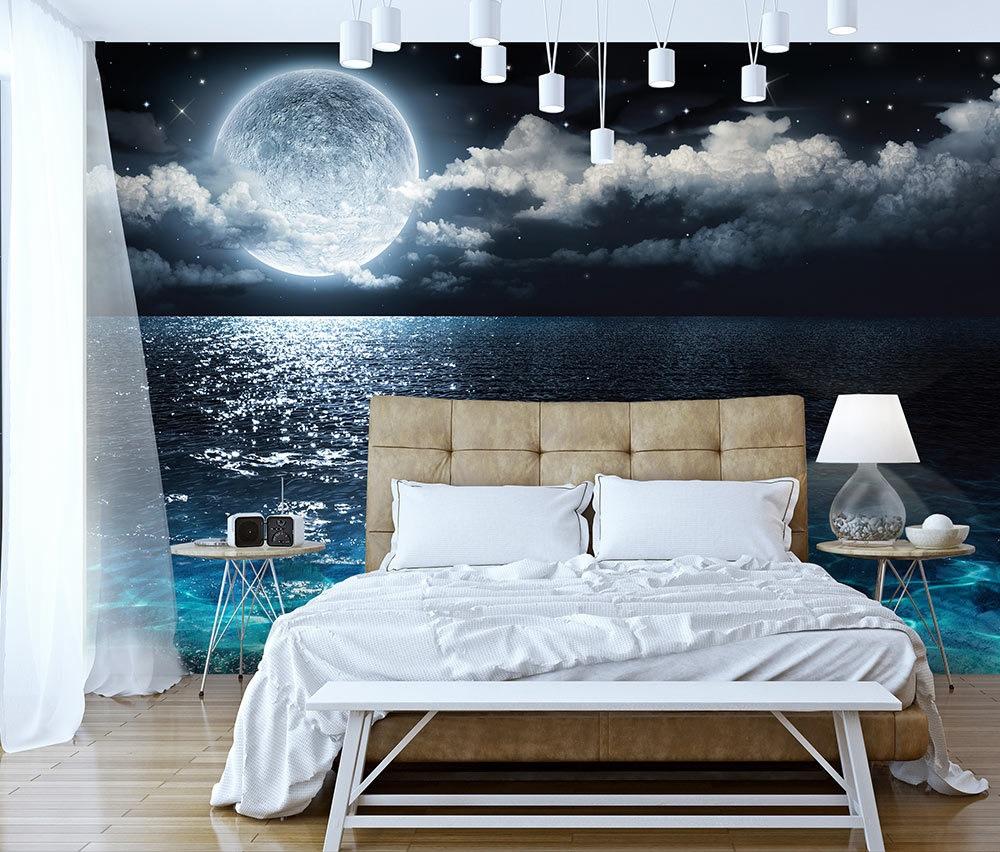 Fototapety do sypialni. 15 oryginalnych wzorów