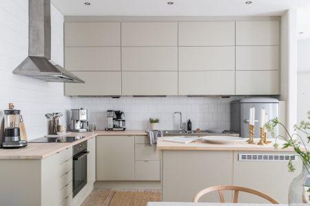 Beżowa kuchnia. Jak urządzić kuchnię w beżu?
