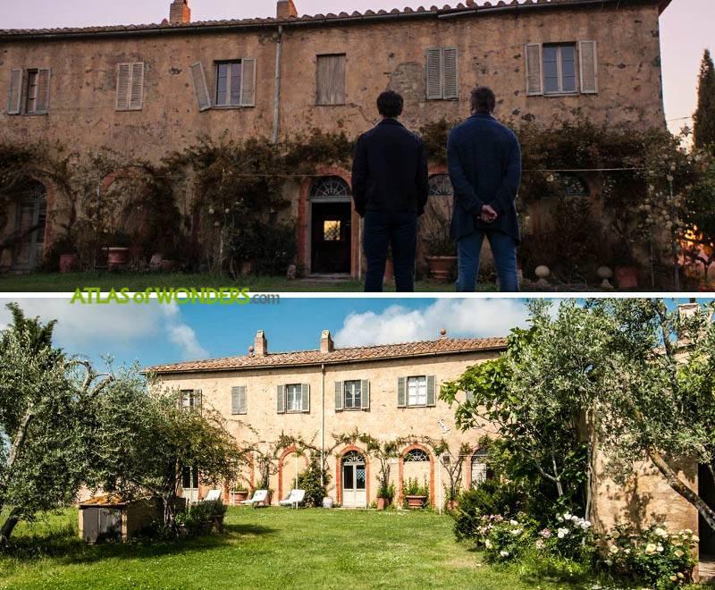"""""""Włoskie wakacje"""": historia o remoncie włoskiego domu"""