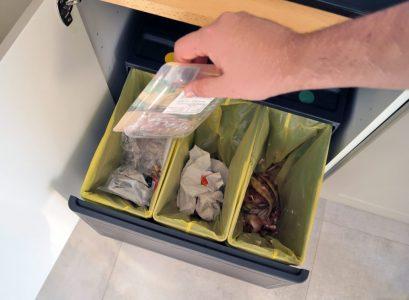 5 sposobów na ograniczenie śmieci w kuchni