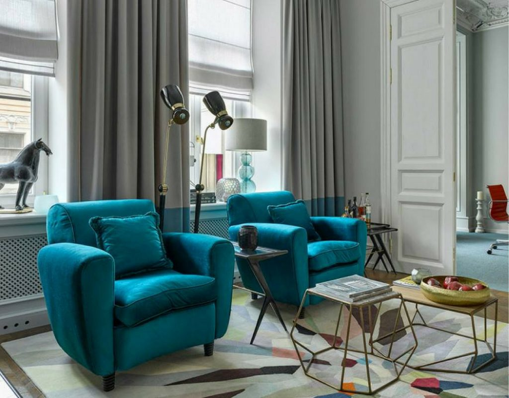 Modne kolory ścian. Trendy kolorystyczne do kuchni, salonu i nie tylko