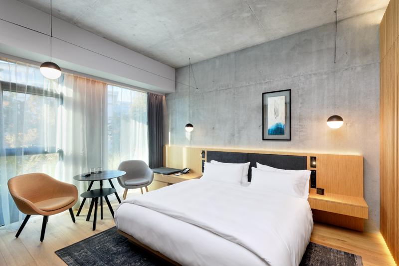 Hotel Nobu Warsaw Roberta De Niro. Jak wyglądają pokoje?