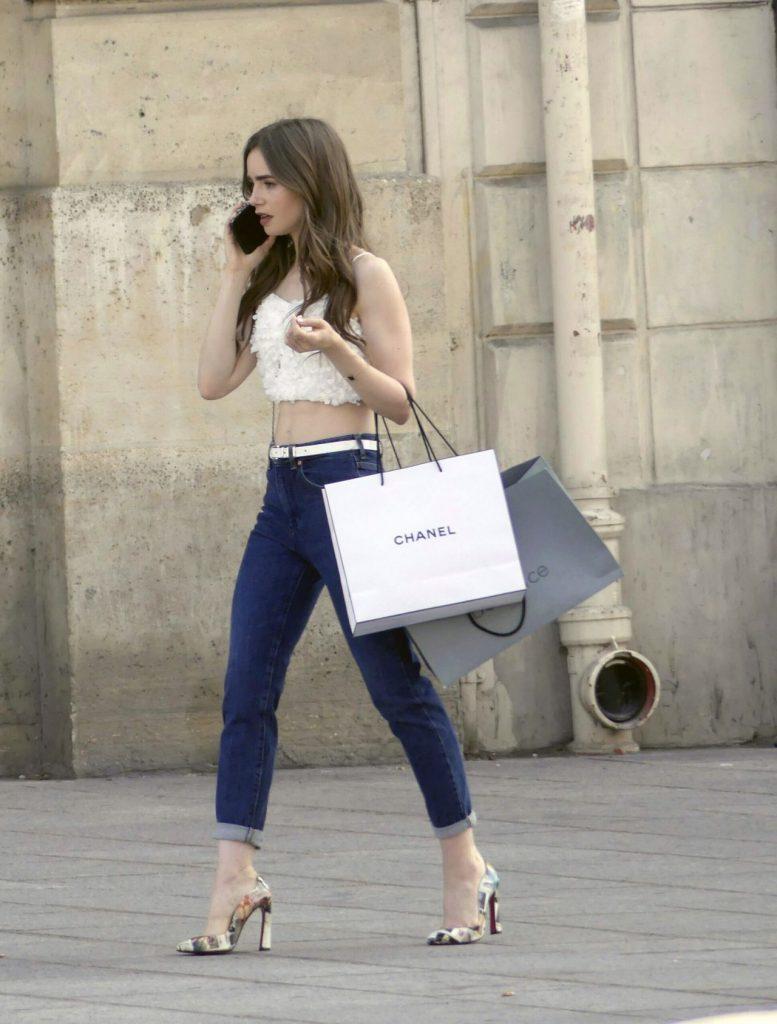 """Zabawy modą w """"Emily w Paryżu"""". Emily nową Carrie Bradshaw?"""