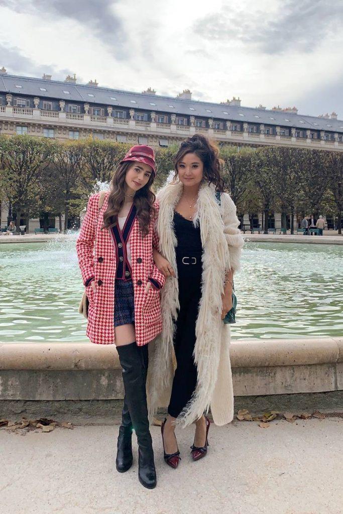 """Zabawy modą w """"Emily w Paryżu""""? Emily nową Carrie Bradshaw?"""