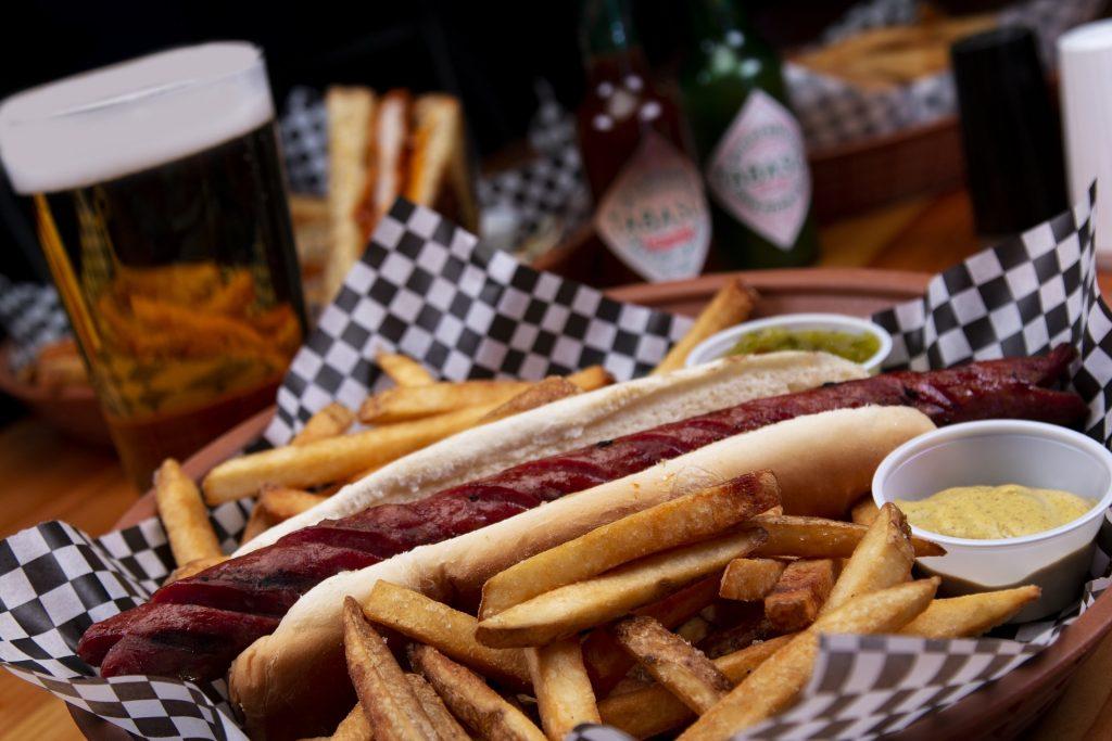 50 najpopularniejszych amerykańskich potraw wg stanów potraw