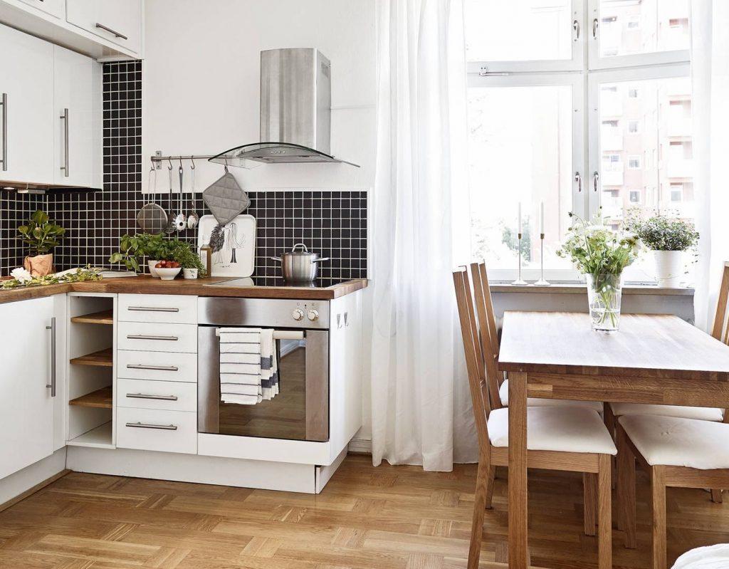 7 rzeczy, które sprawiają, że kuchnia wydaje się mniejsza