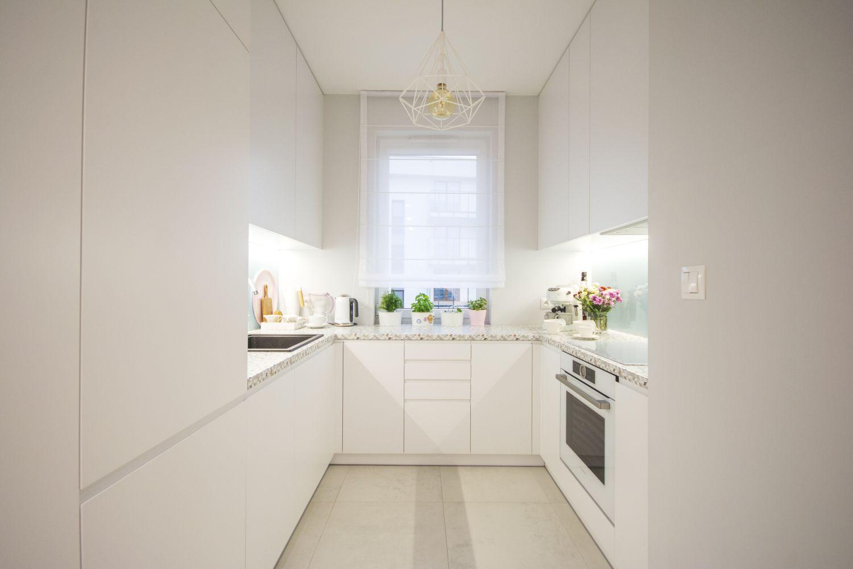 Biała kuchnia. 10 białych aranżacji kuchni bez nudy
