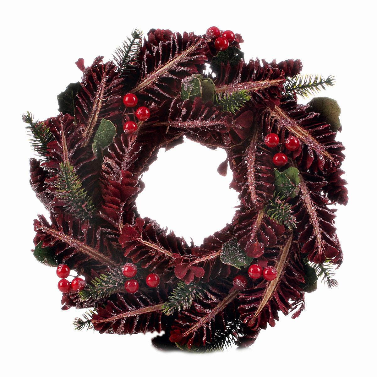 Najładniejsze gotowe wianki bożonarodzeniowe. Dekoracje świąteczne