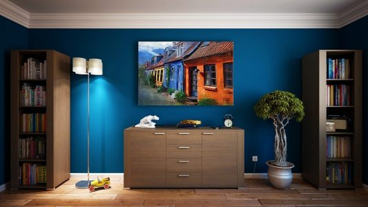 Jak zachować ład w niewielkim mieszkaniu?