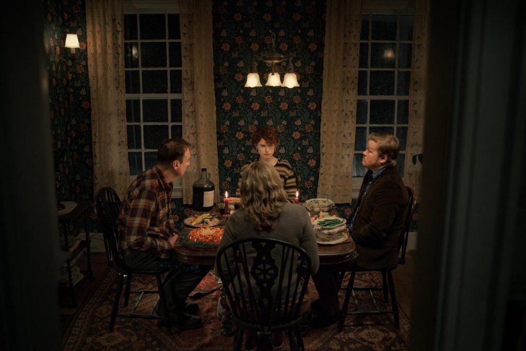 """Tajemniczy dom z filmu """"Może pora z tym skończyć"""""""