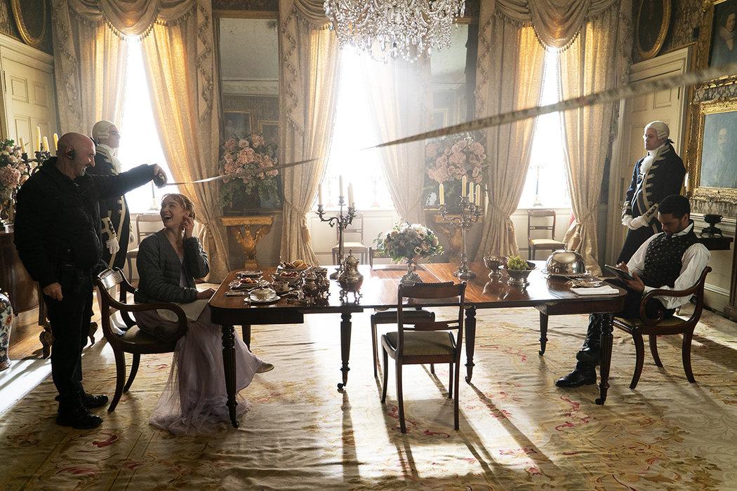 """""""Bridgertonowie"""": Serialowe wnętrza w stylu angielskiej regencji"""