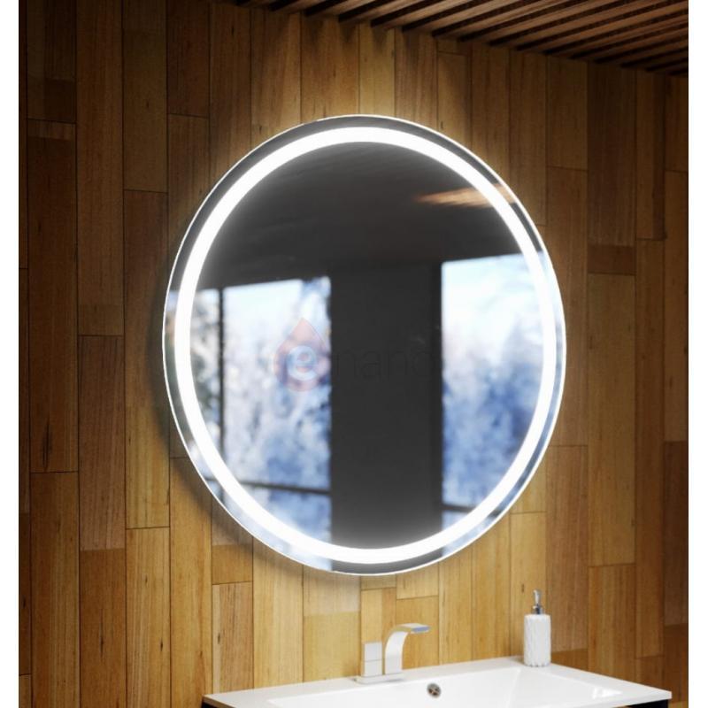 Lustro LED do łazienki - czy warto, jaki model wybrać?