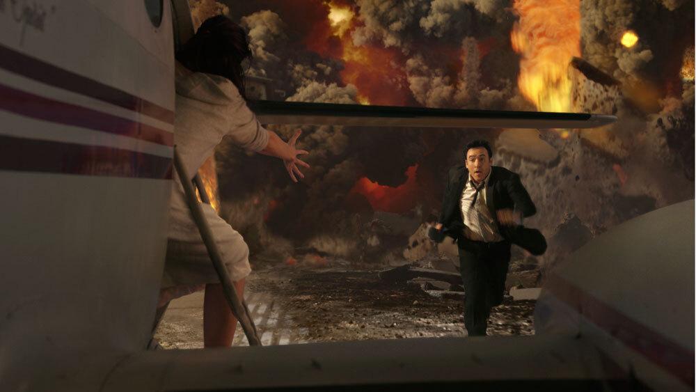 2012: TOP 12: Najlepsze filmy katastroficzne