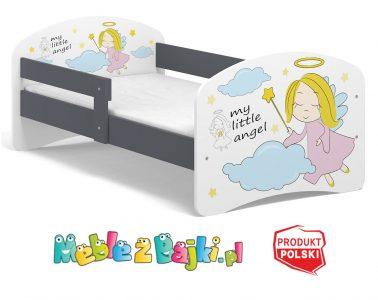 Bajkowe łóżko dla dziewczynki - gdzie szukać?