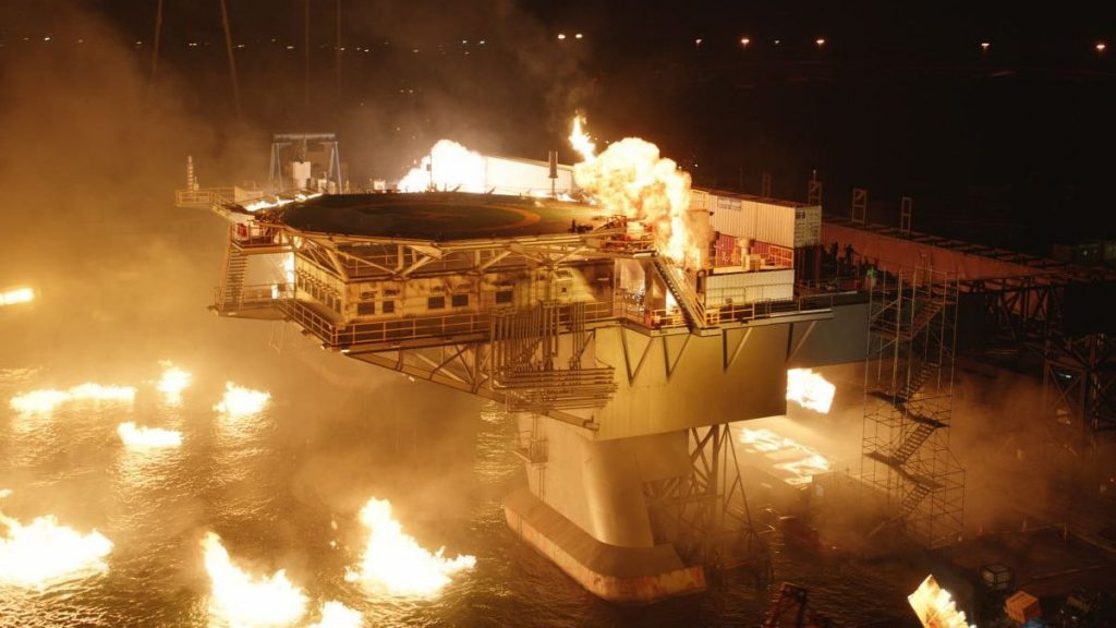 Deepwater Horizon: TOP 12: Najlepsze filmy katastroficzne