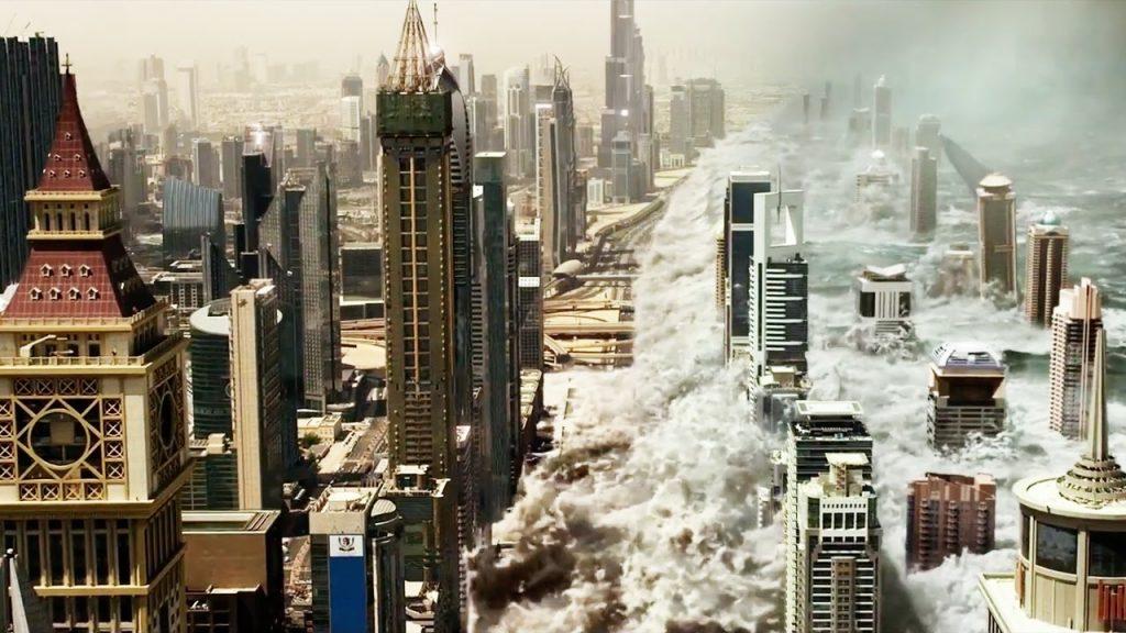 Geostorm: TOP 12: Najlepsze filmy katastroficzne