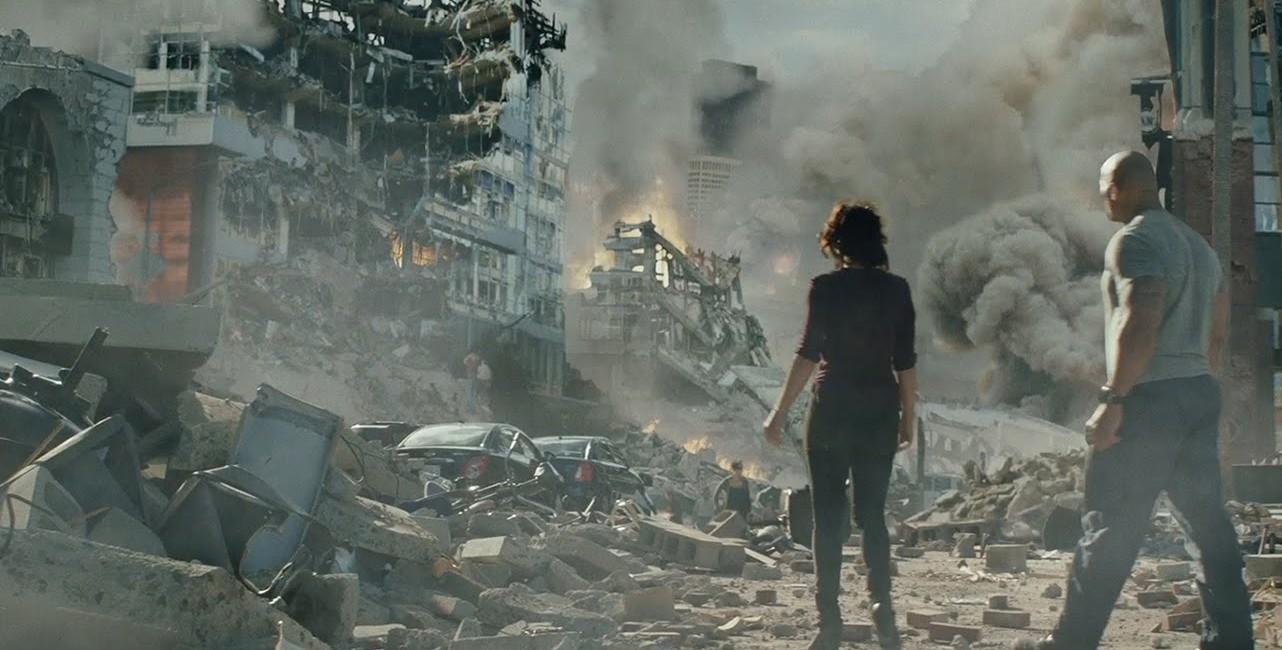San Andreas: TOP 12: Najlepsze filmy katastroficzne