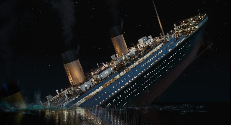 Titanic: TOP 12: Najlepsze filmy katastroficzne
