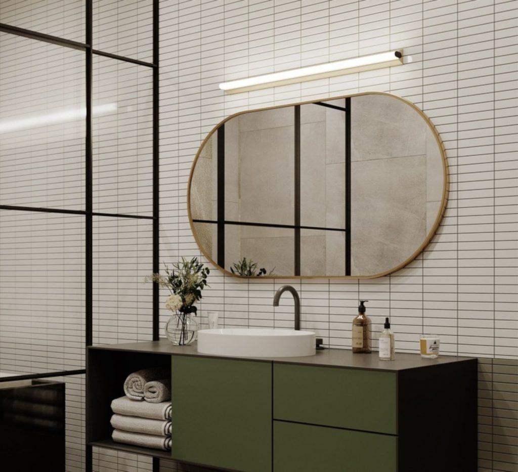 Łazienka industrialna w 5 krokach. Przepis na modną łazienkę