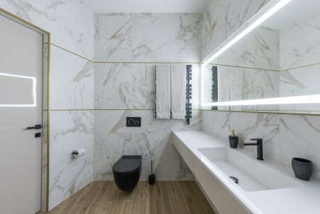 Kostki do wc i świeży zapach w toalecie