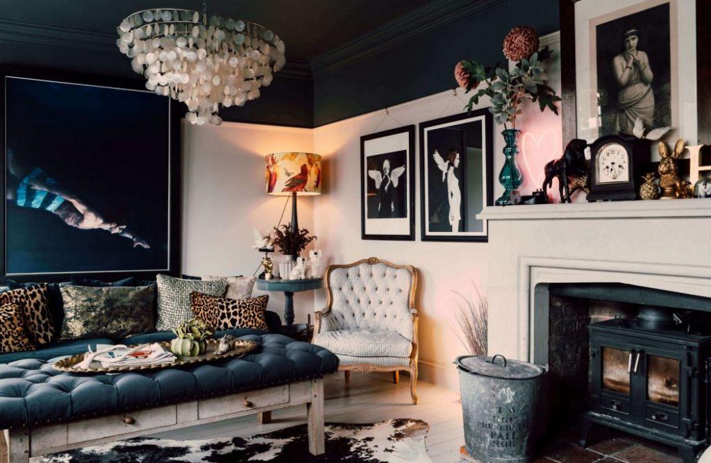 Викторианский стиль - очарование исторической архитектуры и интерьеров.