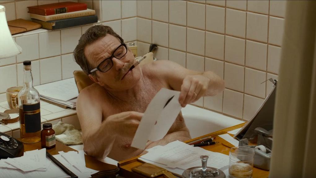 Filmy biograficzne: Trumbo