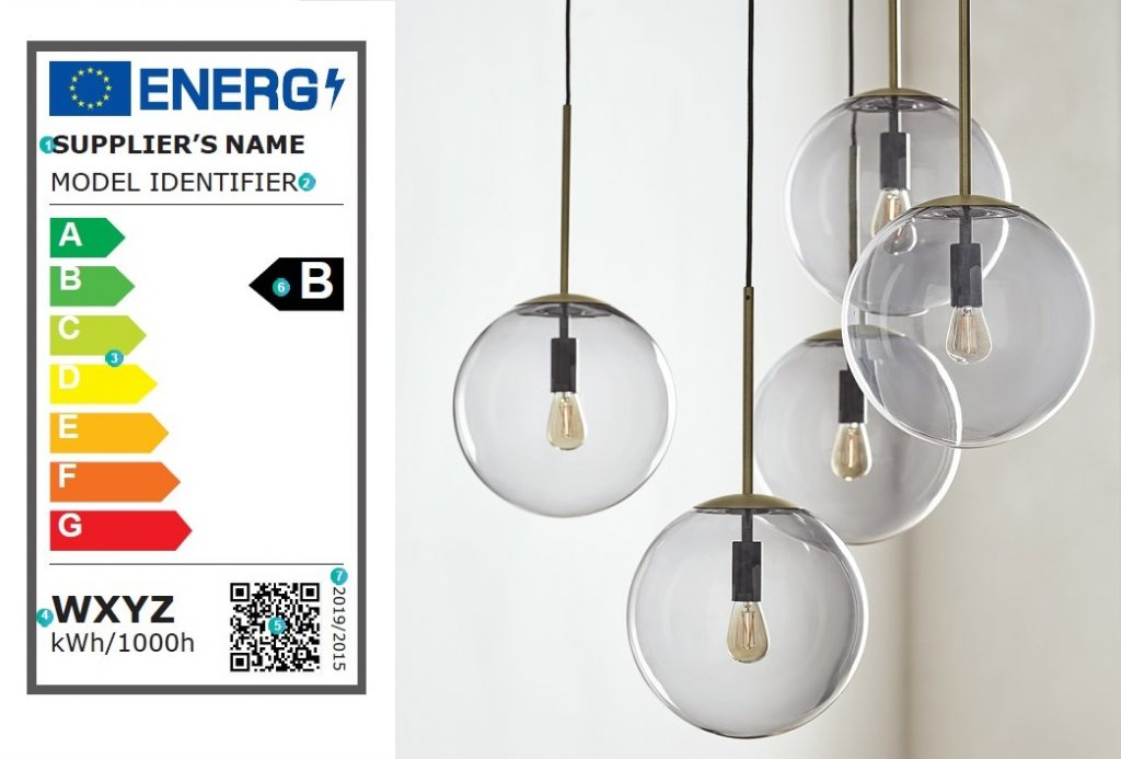 Nowe etykiety energetyczne na oświetleniu