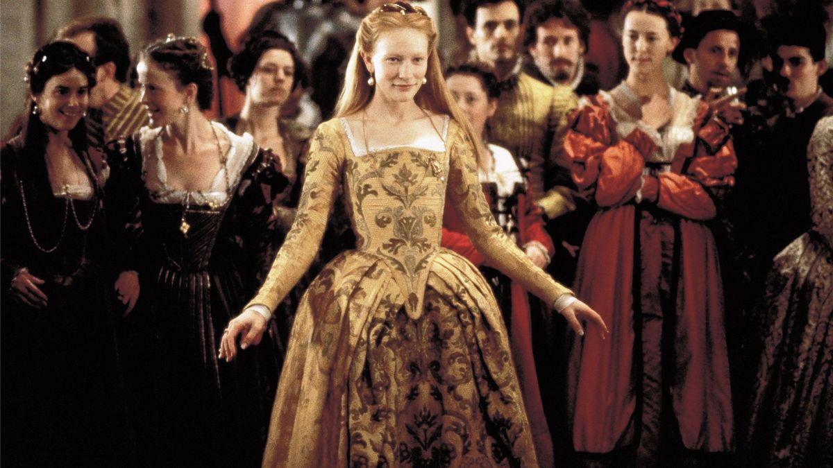 Filmy biograficzne: Elizabeth